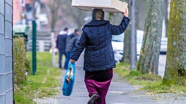 Kernfrage: Welche Sozialleistungen stehen Migranten zu? Foto: Funke