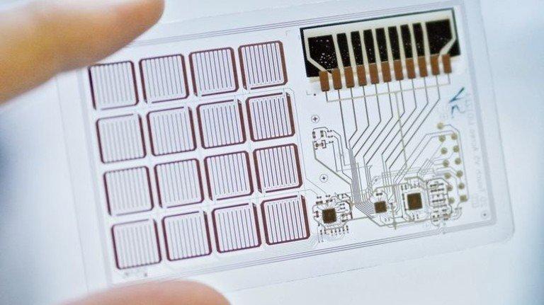 Die Technik macht's: Chips sind wichtiger Bestandteil im Ausweis. Foto: Imago