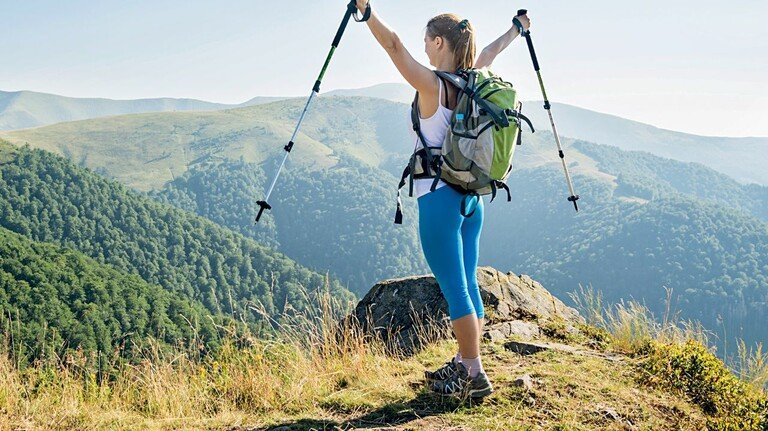 Natur pur: Grüne Umgebung hilft beim Ausspannen.