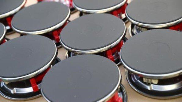 Beliebtes Produkt: Mit Heizplatten ist das Unternehmen groß geworden. Foto: Karmann