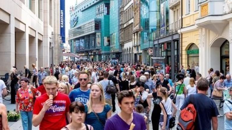 Leipzig lockt: Wohnraum ist günstiger als in westdeutschen Großstädten. Foto: iStock