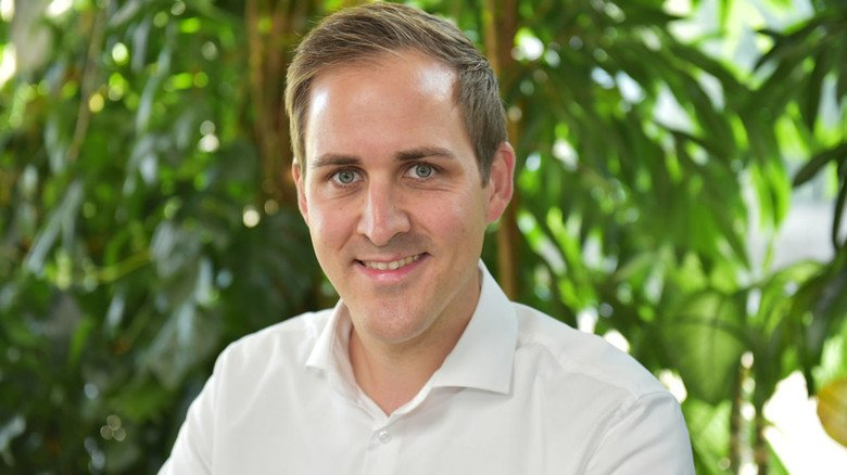 """Claas-Manager Thomas Grawe: """"Das Farmmanagement ist einer der Sterne der Digitalisierung."""""""