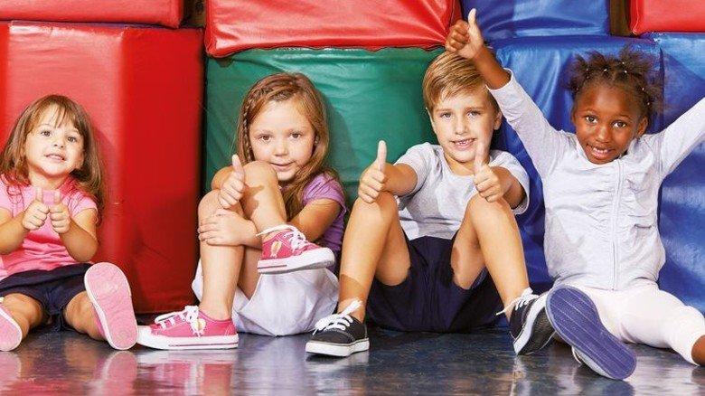 """""""Ja"""" zu den nächsten Generationen: Eine Willkommenskultur für Kinder und Eltern. Foto: Fotolia"""