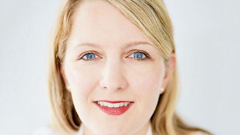 """""""Offene Gespräche können viel bewirken."""" Anna Peck, Arbeitspsychologin. Foto: IFAA"""