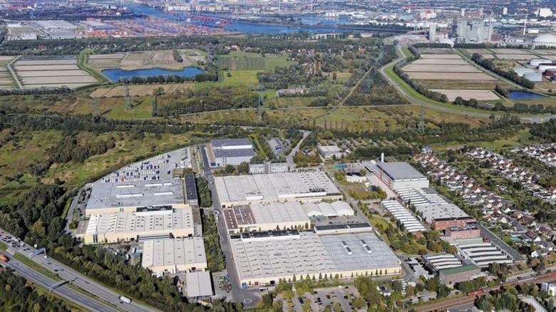 Gut ausgelastet: Das Werkgelände im Süden der Hansestadt. Foto: Werk