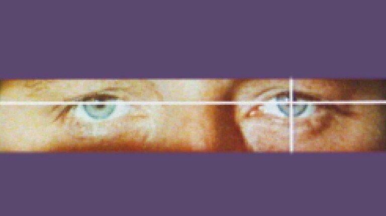 Erkennungszeichen: Wenn diese Augen auf dem Bildschirm erscheinen, wissen die Fans was kommt.