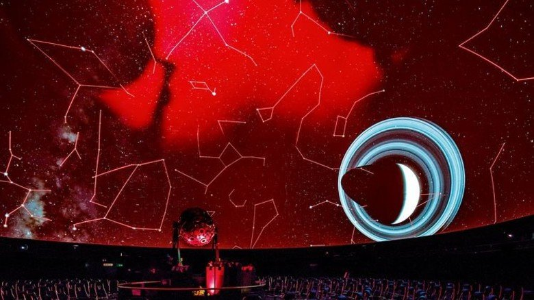Stuttgart: Hier wird der Saturn inszeniert. Foto: die arge lola