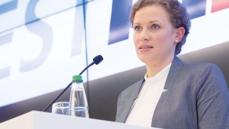 "Mathematikerin Marlene Wentsch: ""Forschung findet nicht hinter verschlossenen Türen statt."" Foto: Verband"