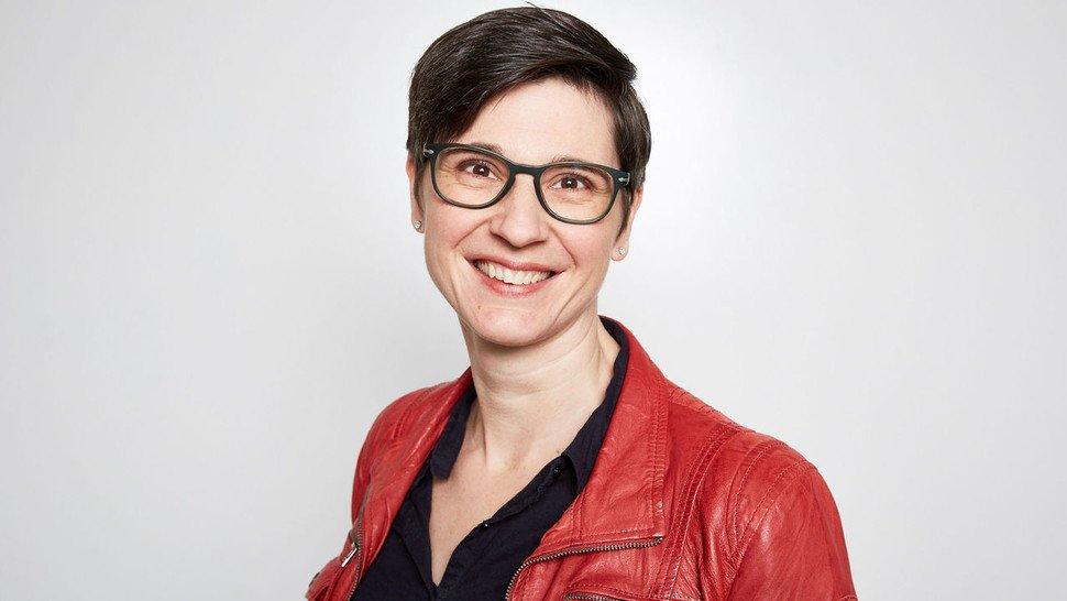 Corinna Haas, Gründerin und Geschäftsführerin von inga. in Frankfurt