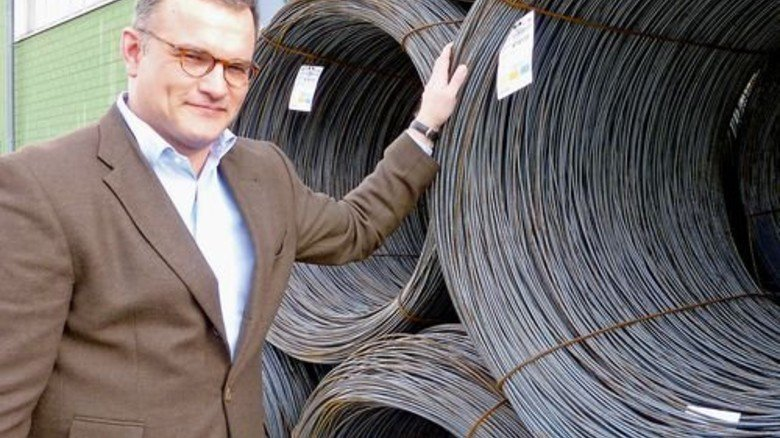 Der Chef: Carsten Stefanowski führt das Familienunternehmen in vierter Generation. Foto: Strebe