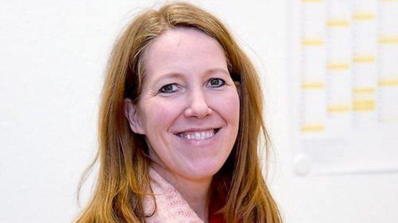 """""""Vielfalt ist ein Gewinn für Unternehmen."""" Barbara Strasser, Personalleiterin. Foto: Sandro"""