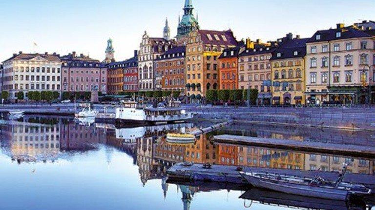 Altstadt von Stockholm: Die Rente ist hier kein Aufreger-Thema. Foto: Damkier