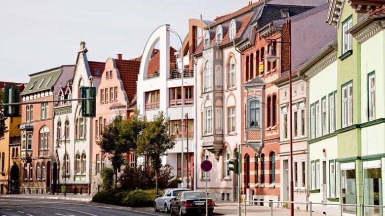 Mühlhausen in Thüringen: 1.050 Jahre Stadtgeschichte – und jetzt eine Hochburg der AfD. Foto: Mauritius