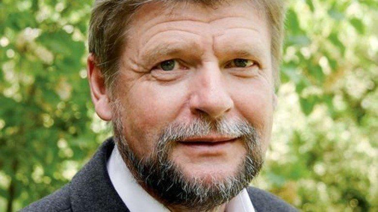 Politologe Professor Klaus Schroeder Foto: FU Berlin