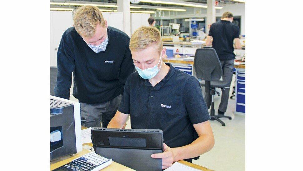 ebm-papst: Nicht nur bei der Bekämpfung des Corona-Virus, sondern auch bei der Einteilung der Arbeitszeit setzt der Ventilatorenhersteller in Landshut auf die Eigenverantwortung der Mitarbeiter.