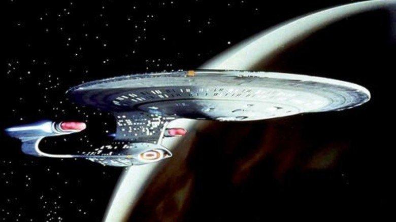 Die USS Enterprise: Auch ein Vorbild für Luxemburg? Foto: United Archives/IFTN