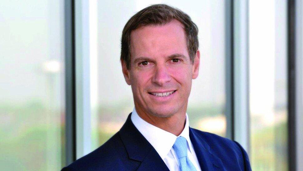 """Dr. Andreas Widl, Vorstandsvorsitzender der Samson AG in Frankfurt: """"Die Digitalisierung ist keine technische, sondern eine kulturelle Herausforderung."""""""