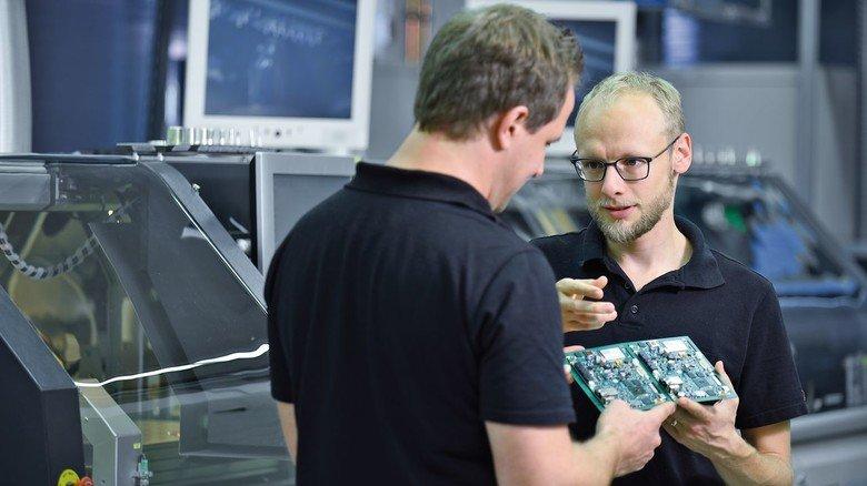 Befördert: Produktionsleiter Arne Dethlefs wird nun CEO der US-Tochter von Garz & Fricke.