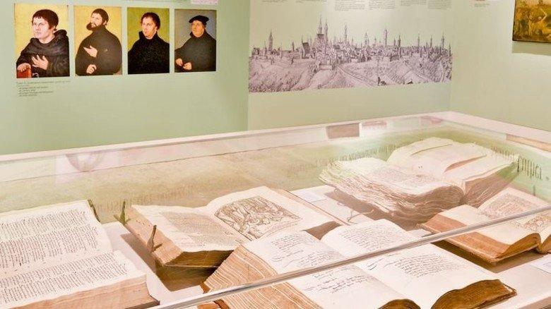 Medien der Reformation: Reichsstadt-Museum in Rothenburg ob der Tauber. Foto: Reichsstadtmuseum-Rothenburg