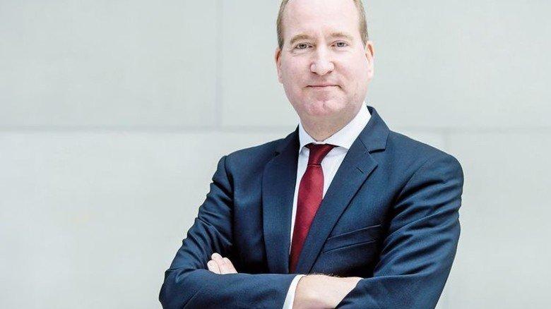 Joachim Lang, Hauptgeschäftsführer des Industrie-Dachverbands BDI. Foto: BDI/ Kruppa