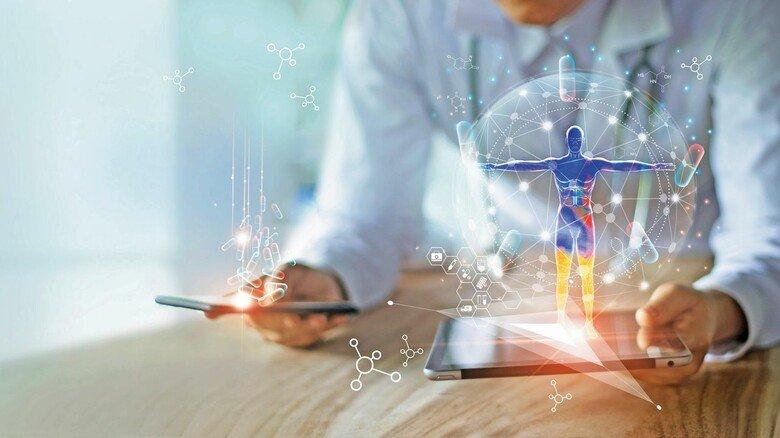 Der ganze Mensch auf einen Blick: Die elektronische Patientenakte soll auch dazu beitragen, doppelte Untersuchungen zu vermeiden.