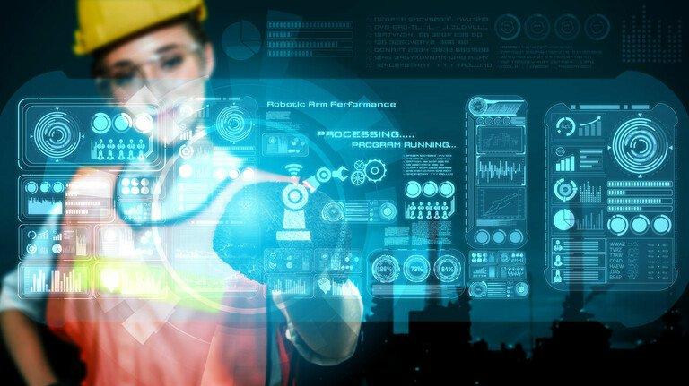 Digitalisierung: Ihre Bedeutung nimmt in allen Bereichen der Industrie rasant zu.