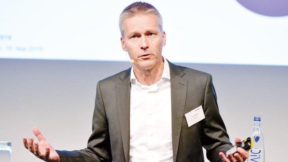 Dr. Jan Mrosik, COO Digital Industries Siemens AG
