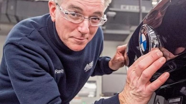 Randy Brown: Einer von 800 neuen Mitarbeitern. Foto: Roth