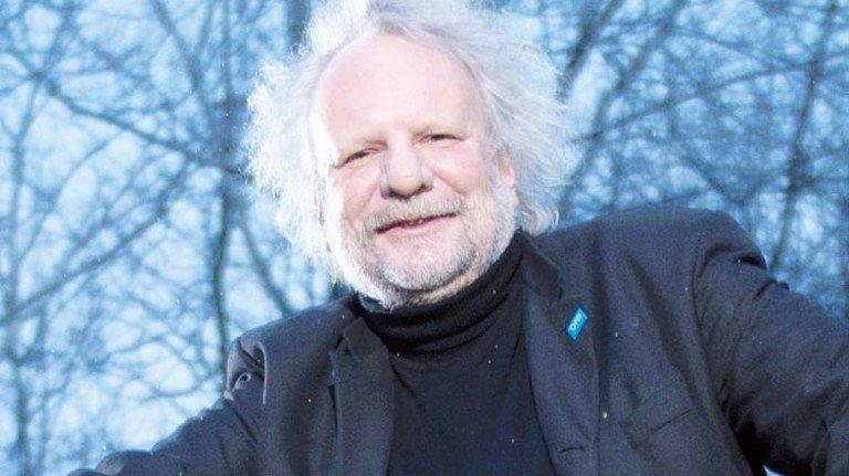 """Deutschlands """"Brückenpapst"""": Professor Martin Mertens. Foto: Mioll"""