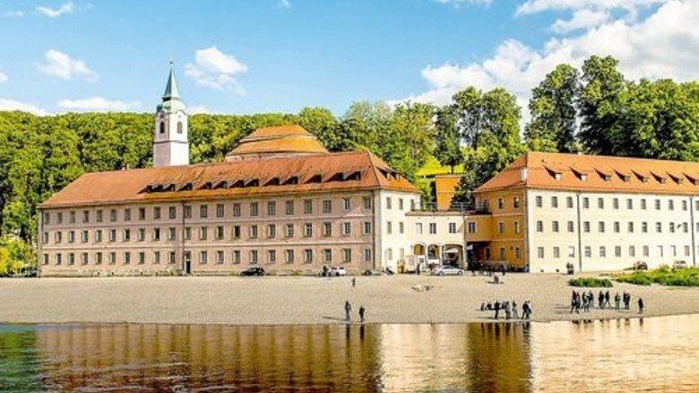 Älteste Kloster-Brauerei der Welt: Benediktiner-Abtei Weltenburg. Foto: Weltenburger Klosterbetriebe
