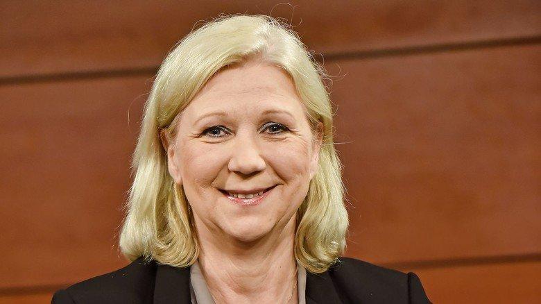 """Imke Kuhlmann, Referentin Nachwuchssicherung bei Nordmetall: """"Wir benötigen Frauen  als Vorbilder."""""""