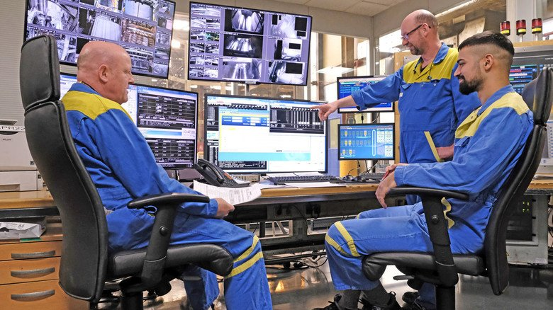 Auf einen Blick: Die fortschreitende Automatisierung erhöht die Produktivität und Flexibilität.