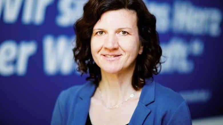 Expertin für Tarifpolitik: Sabine Glaser vom Arbeitgeberverband Gesamtmetall. Foto: Verband