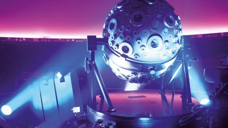 … Die Projektoren setzen neue Maßstäbe. Foto: Kraupe