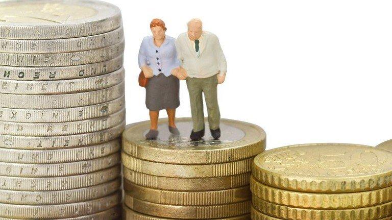 Das liebe Geld im Alter: Die meisten Senioren im Lande stehen finanziell prima da. Foto: Fotolia
