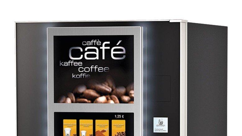 Hightech aus Hamburg: Viele Kaffee-Automaten arbeiten inzwischen mit Technik von Garz & Fricke.