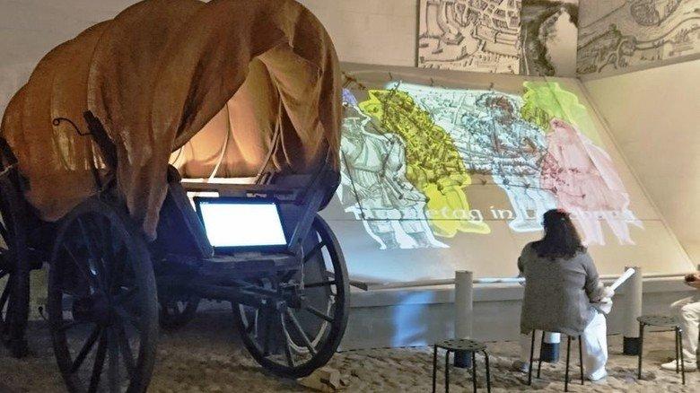 Handel in alten Zeiten: Das Salz aus Lüneburg war ein beliebtes Produkt, auch über die Region hinaus. Foto: Deutsches Salzmuseum