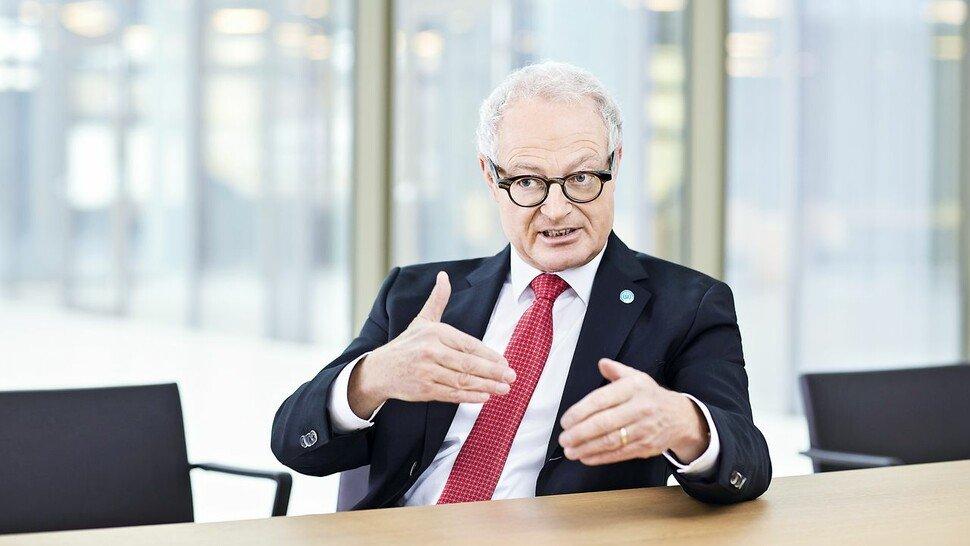 Dr. Harald Marquardt, Vorstandsvorsitzender der Marquardt Gruppe, Rietheim-Weilheim.