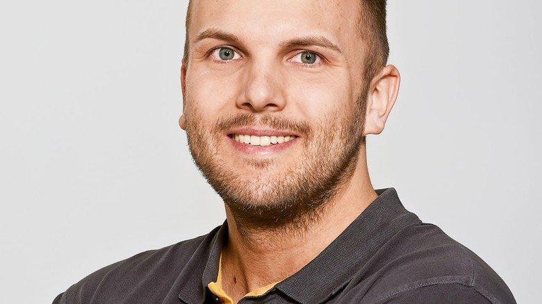 Logistik-Experte: David Albrecht ist Gruppenleiter im Zentrallager von Jungheinrich in Kaltenkirchen.