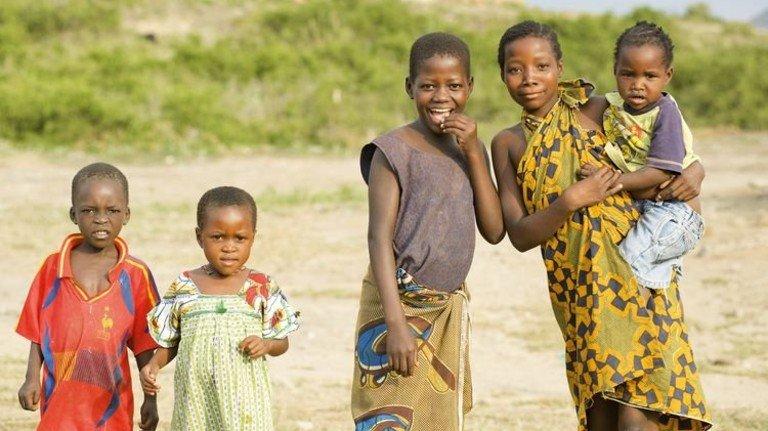 Jugend: Das Durchschnittsalter der afrikanischen Bevölkerung liegt bei gerade einmal 18 Jahren! Foto: dpa