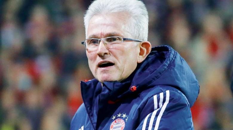 Urgestein: Bayern-Coach Jupp Heynckes. Foto: dpa