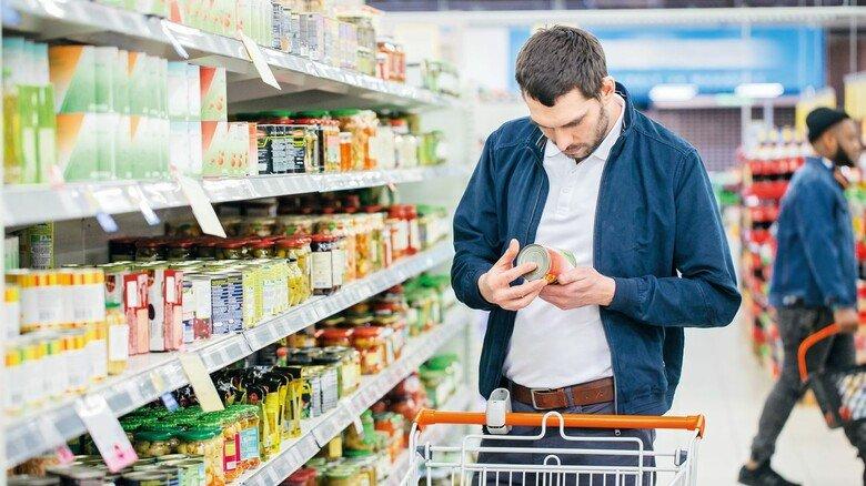 Die Information ist schnell abgelesen: Die farblichen Kategorien geben schnell Auskunft über die Inhaltsstoffe des Produktes