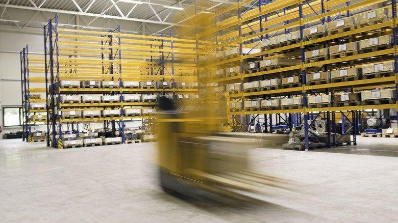 Reichlich Platz: Die Firma hat insgesamt mehr als 5.000 Quadratmeter Fläche.