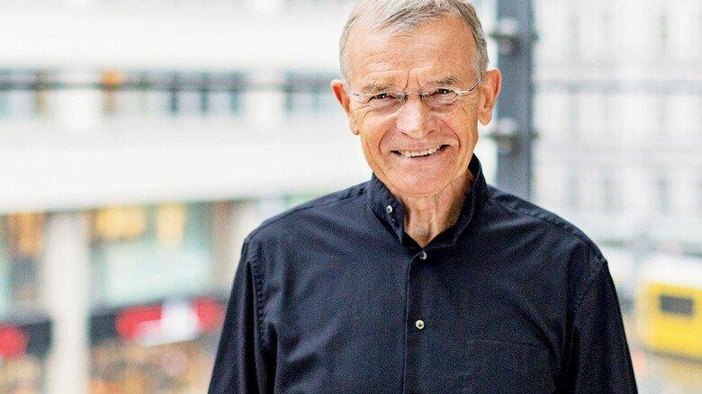 Professor Klaus Hurrelmann: Feiern ist mit die wichtiste Ausdrucksform der Jugendlichen.
