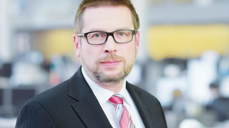 Ulrich Leuchtmann, Währungsexperte und Analyst der Commerzbank. Foto: Commerzbank