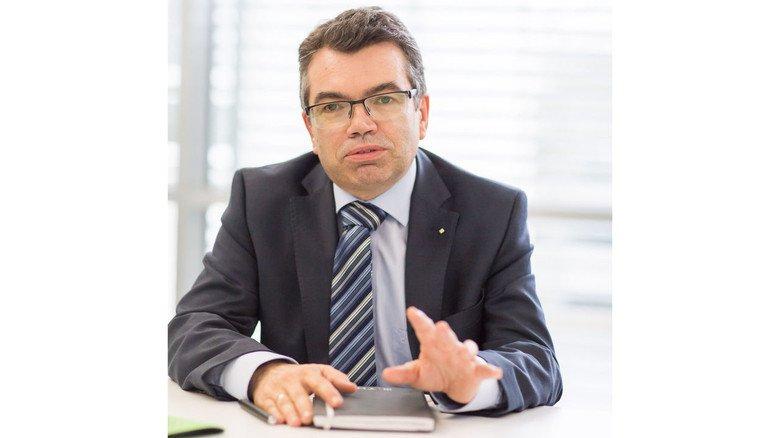 Ist auch in der Krise Optimist: Professor Matthias Willems,  Präsident der Technischen Hochschule Mittelhessen.