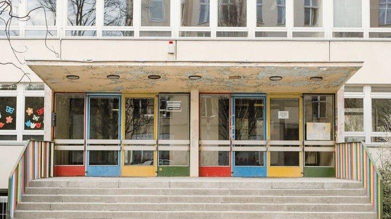 Vernachlässigt: Viele deutsche Schulgebäude sind in einem erbärmlichen Zustand. Foto: Getty
