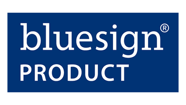 Logo: bluesign technologies