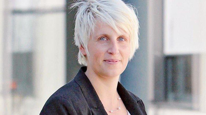 """""""Eine Stechuhr gibt es bei uns nicht."""" Melanie Gödeke, Personalleiterin Fagus-GreCon. Foto: Gossmann"""