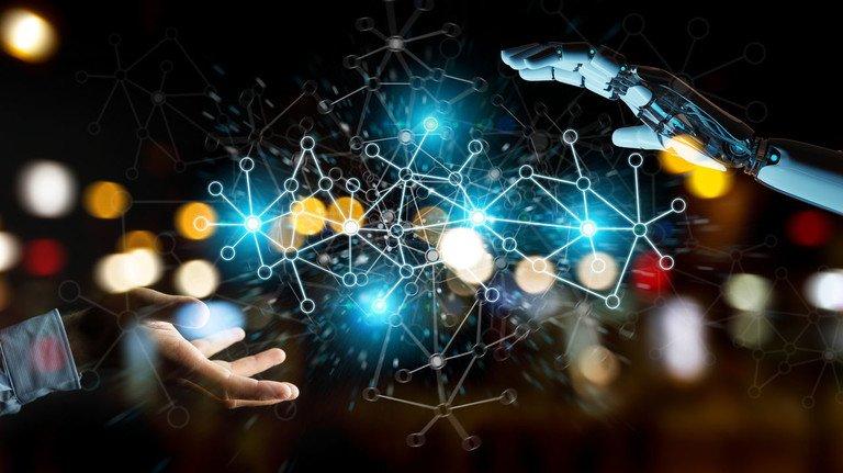 Faszinierende Zukunft: Künstliche Intelligenz eröffnet ganz neue Möglichkeiten.